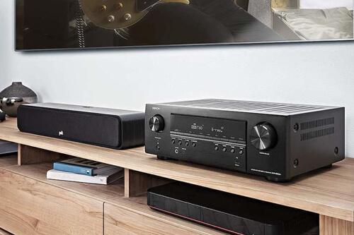 DENON представил 3 высококлассные модели AV-ресиверов S650H, S750H, S950H