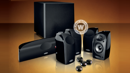 Polk Audio - энергия черных камней TL1600 Black Stone