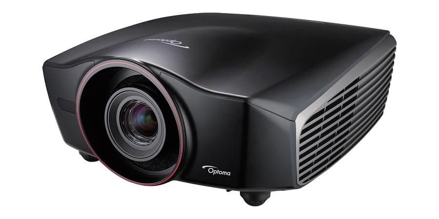 Домашний LED проектор Optoma HD91+ идеально создан для домашнего кинотеатра