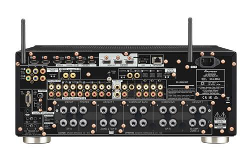 Анонс новинок от Pioneer: AV-ресиверы и ЦАП